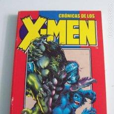 Cómics: RETAPADO CRONICAS DE LOS X-MEN 5 Nº COMPLETO. Lote 206908997