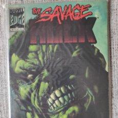 Cómics: THE SAVAGE HULK TOMO ÚNICO COMICS FORUM. Lote 206910623