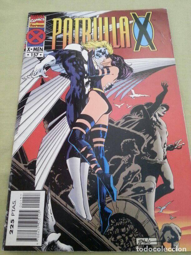 PATRULLA X 157 (Tebeos y Comics - Forum - Patrulla X)
