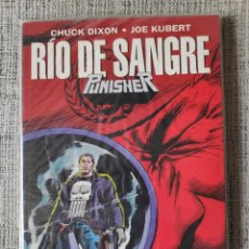 Cómics: PUNISHER RIO DE SANGRE TOMO ÚNICO COMICS FORUM. Lote 206912965