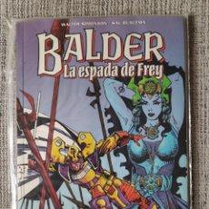 Cómics: BALDER LA ESPADA DE FREY TOMO ÚNICO COMICS FORUM. Lote 206913745
