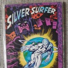Cómics: SILVER SURFER POR STAN LEE & JACK KIRBY TOMO ÚNICO COMICS FORUM. Lote 206914826