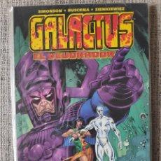 Cómics: GALACTUS EL DEVORADOR TOMO ÚNICO COMICS FORUM. Lote 206915198