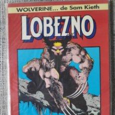 Cómics: LOBEZNO SEDIENTO DE SANGRE DE SAM KEITH TOMO ÚNICO COMICS FORUM. Lote 206915373