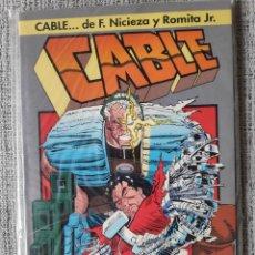 Cómics: CABLE: SANGRE Y METAL TOMO ÚNICO COMICS FORUM. Lote 206915742
