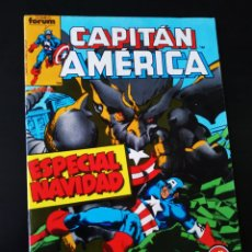 Cómics: EXCELENTE ESTADO CAPITAN AMERICA 11 FORUM. Lote 206960591