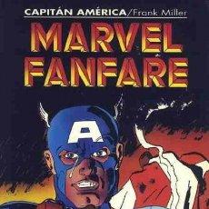 Cómics: CAPITÁN AMÉRICA MARVEL FANFARE. Lote 206968741