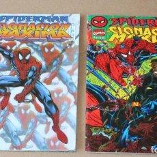 Cómics: SPIDERMAN - CLONACIÓN MÁXIMA (ALPHA OMEGA) - COMPLETA, FORUM 1996 - MUY BUEN ESTADO. Lote 206983810