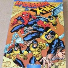 Cómics: SPIDERMAN & X-MEN - THOMAS / ROMITA / BUSCEMA / SIMONSON - FORUM 1998 - MUY BUEN ESTADO. Lote 206986102