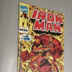 Cómics: IRON MAN NUEVA ETAPA VOL. 2 Nº 4 / FORUM. Lote 207005523