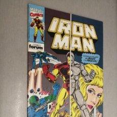 Cómics: IRON MAN NUEVA ETAPA VOL. 2 Nº 11 / FORUM. Lote 207006211