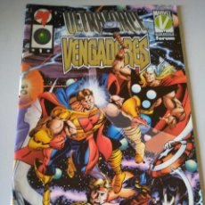 Cómics: COMIC VENGADORES ULTRAFORCE MARVEL FORUM 1. Lote 207012056