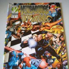 Cómics: COMIC VENGADORES ULTRAFORCE MARVEL Nº 1 FORUM BLACK SEPTEMBER. Lote 207012755
