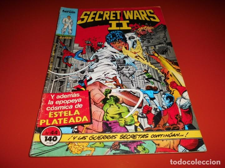 SECRET WARS II Nº 44 FORUM (Tebeos y Comics - Forum - Otros Forum)