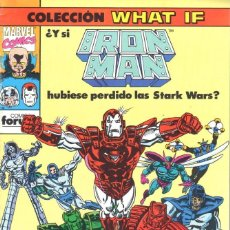 Cómics: WHAT IF NUMERO 34 . FORUM .. Lote 207021815