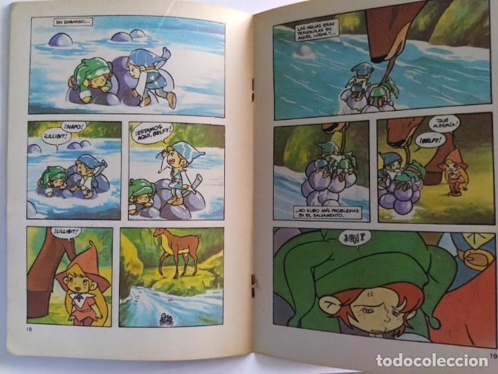 Cómics: Lote comics Belfy Lillibit Nº 1-2-3-4-7-8-9-10 Edic. Forum años 80 - Foto 8 - 207038540