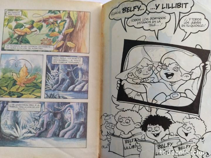 Cómics: Lote comics Belfy Lillibit Nº 1-2-3-4-7-8-9-10 Edic. Forum años 80 - Foto 15 - 207038540