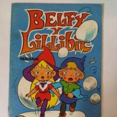 Cómics: CÓMIC BELFY LILLIBIT Nº 13 EDICIONES FORUM AÑOS 80. Lote 207038700