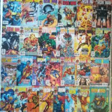 Cómics: EL INVENCIBLE IRON MAN COMPLETA 25 MAS DOS ESPECIALES BUEN ESTADO. Lote 207066311