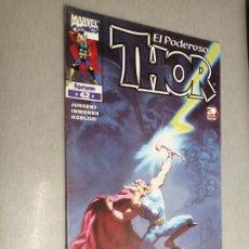 Cómics: EL PODEROSO THOR VOL. 4 (IV) Nº 42 / MARVEL - FORUM. Lote 207071985