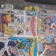 Cómics: LOTE SPIDERMAN VOLUMEN 1 FORUM Y MINIS Y VOLUMEN 2 FORUM COMPLETO MÁS ESPECIALES ALPHA Y OMEGA. Lote 207099491