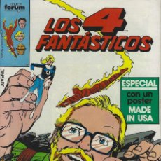 Cómics: 4 FANTASTICOS NUMERO 21 VOLUMEN 1. FORUM. Lote 253698405