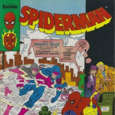 Cómics: SPIDERMAN NUMERO 80 VOLUMEN 1. FORUM. Lote 277588433