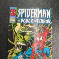 Cómics: TOMO SPIDERMAN EL PODER DEL TERROR - SPIDERMAN POWER OF TERROR 1 A 4. FORUM. Lote 207146498