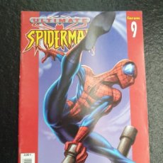 Cómics: ULTIMATE SPIDERMAN 9. USA: THE ULTIMATE SPIDERMAN 15 Y ULTIMATE MARVEL TEAM-UP 2. Lote 207147131