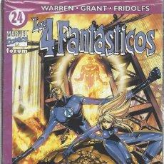 Cómics: LOS 4 FANTASTICOS VOL. IV - COMPLETA - 24 NºS - BUEN ESTADO. Lote 207184376