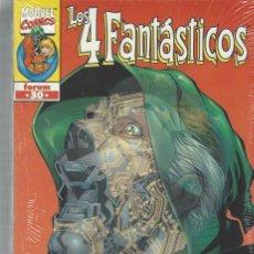 Cómics: 4 FANTASTICOS HEROES RETURN - NºS DEL 1 AL 30 - BUEN ESTADO. Lote 207185847
