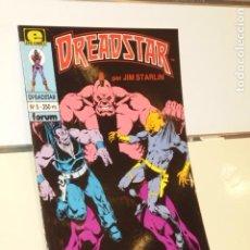 Cómics: DREADSTAR Nº 5 POR JIM STARLIN - FORUM. Lote 207218056