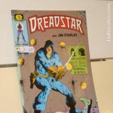 Cómics: DREADSTAR Nº 3 POR JIM STARLIN - FORUM. Lote 207218421