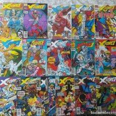 Cómics: X FORCE 1,2,3,4,5,6,7,10,18,19,20,21,22,26,27,30. Lote 207237093