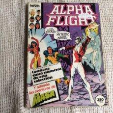 Cómics: ALPHA FLIGHT - TOMO RECOPILATORIO CON LOS Nº 27, 28, 29, 30, 31 -ED. FORUM. Lote 207319855