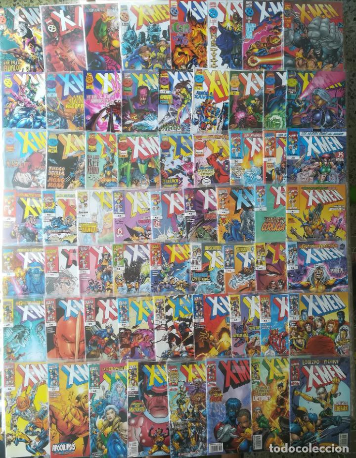 X MEN VOL 2 CASI COMPLETA 114 BUEN ESTADO (Tebeos y Comics - Forum - X-Men)