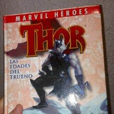 Cómics: THOR: LAS EDADES DEL TRUENO (MARVEL HEROES). Lote 207449957