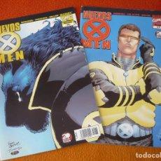 Comics : NUEVOS X MEN VOL. 2 NºS 76 Y 77 ( GRANT MORRISON ) ¡MUY BUEN ESTADO! MARVEL FORUM. Lote 207464200