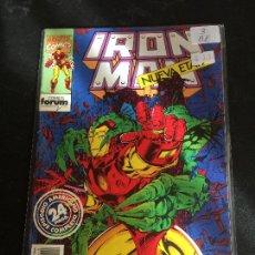 Comics: FORUM IRON MAN NUEVA ETAPA NUMERO 3 BUEN ESTADO. Lote 207592645