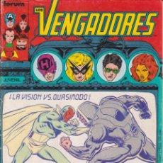 """Cómics: CÓMIC MARVEL """" LOS VENGADORES """" Nº 55 ED.PLANETA / FORUM. Lote 207625717"""