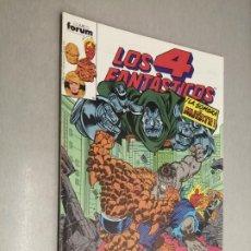 Comics : LOS 4 FANTÁSTICOS VOL. 1 Nº 89 / MARVEL - FORUM. Lote 207647388