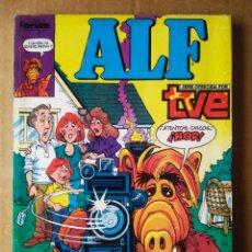 Cómics: RETAPADO ALF: NÚMEROS 1-2-3-4-5 (FORUM, 1989). POR MICHAEL GALLAGHER Y DAVE MANAK.. Lote 207733730
