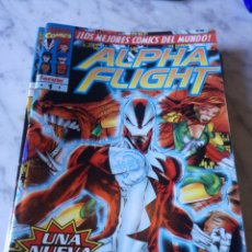 Cómics: COMICS ALPHA FLIGHT. MARVEL COMICS. COMPLETO 1-20. Lote 207795073