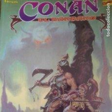 Comics : NOVELA GRÁFICA CONAN-CONAN EL DESTRUCTOR. Lote 233045655
