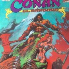 Cómics: NOVELA GRÁFICA CONAN-LA RESURRECCION DE ROTATH / PILA 3. Lote 207859153