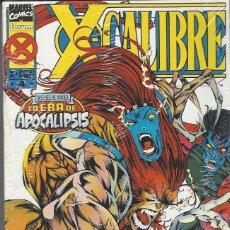 Cómics: X CALIBRE VOL. 1 - 4 NºS - COMPLETA - MUY BUEN ESTADO !!. Lote 236496480