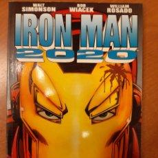 Cómics: IRON MAN 2020 COLECCIÓN PRESTIGIO 75. Lote 208022235