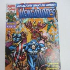 Fumetti: LOS VENGADORES VOL.3 HEROES REBORN Nº 11 FORUM MUCHOS MAS A LA VENTA MIRA TUS FALTAS E5. Lote 208103202