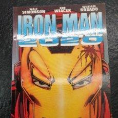 Cómics: TOMO IRON MAN 2020. FORUM - MARVEL COMICS.. Lote 208189552