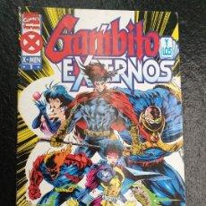 Cómics: GAMBITO Y LOS EXTERNOS 1 X-MEN - LA ERA DE APOCALIPSIS. FORUM - MARVEL COMICS.. Lote 208191008